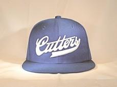 Cutters Summer Blue Snap-back