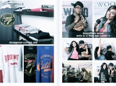 Rosewood on the 5th Element Magazine issue