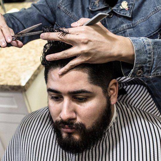 Haircut & Beard