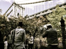 Brooklyn New York - Behind the scene, Cutters Fall 2012