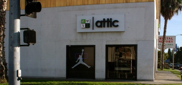The attic clothing store. Cheap online clothing stores