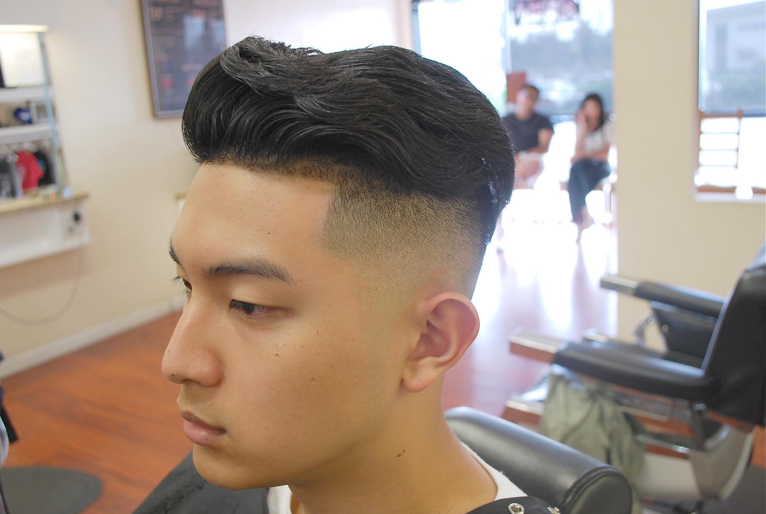Haircuts Rosewood Barber Shop